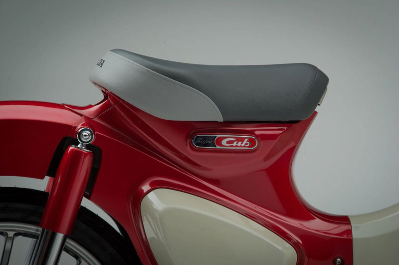 2021 Honda Super Cub C125 ABS in Canton, Ohio