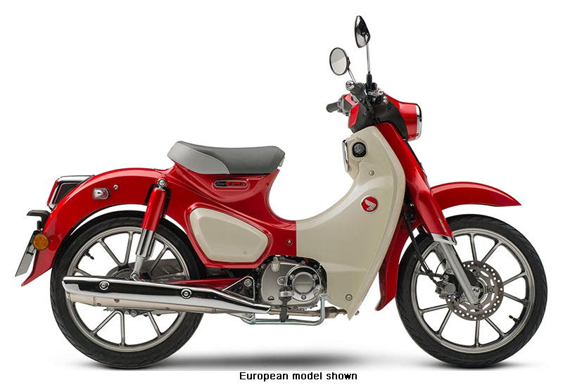 2021 Honda Super Cub C125 ABS in Lewiston, Maine - Photo 1