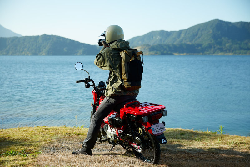 2021 Honda Trail 125 ABS in Lakeport, California - Photo 6