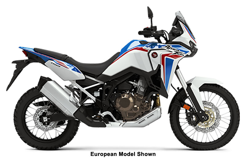2021 Honda Africa Twin in Chico, California - Photo 1