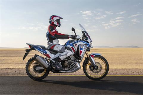 2021 Honda Africa Twin DCT in Leland, Mississippi - Photo 3
