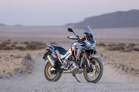 2021 Honda Africa Twin DCT in Long Island City, New York - Photo 4