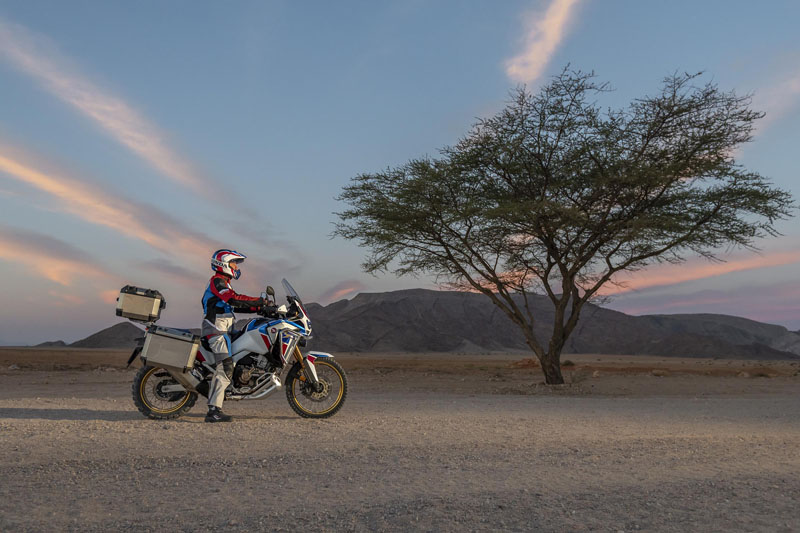2021 Honda Africa Twin DCT in Petaluma, California - Photo 8