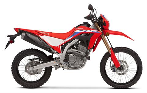 2021 Honda CRF300L in Moline, Illinois