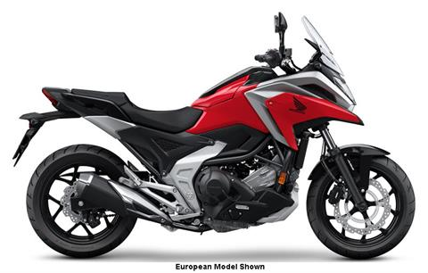 2021 Honda NC750X DCT in Hendersonville, North Carolina