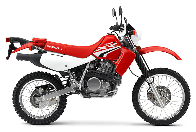 2021 Honda XR650L in Iowa City, Iowa - Photo 1
