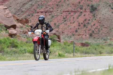2021 Honda XR650L in Rexburg, Idaho - Photo 4