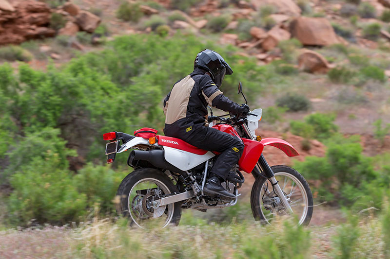 2021 Honda XR650L in Bakersfield, California - Photo 5
