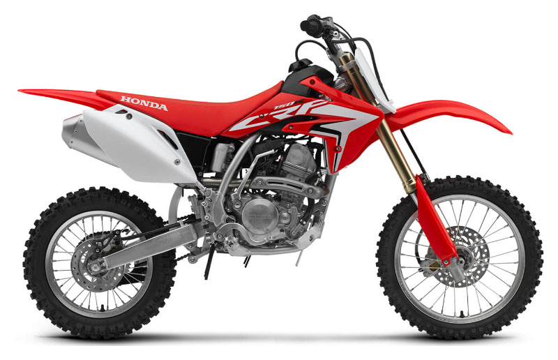 2021 Honda CRF150R in Lincoln, Maine