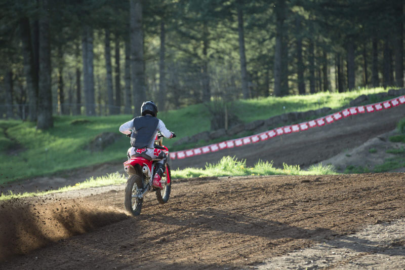 2021 Honda CRF250R in Goleta, California - Photo 2