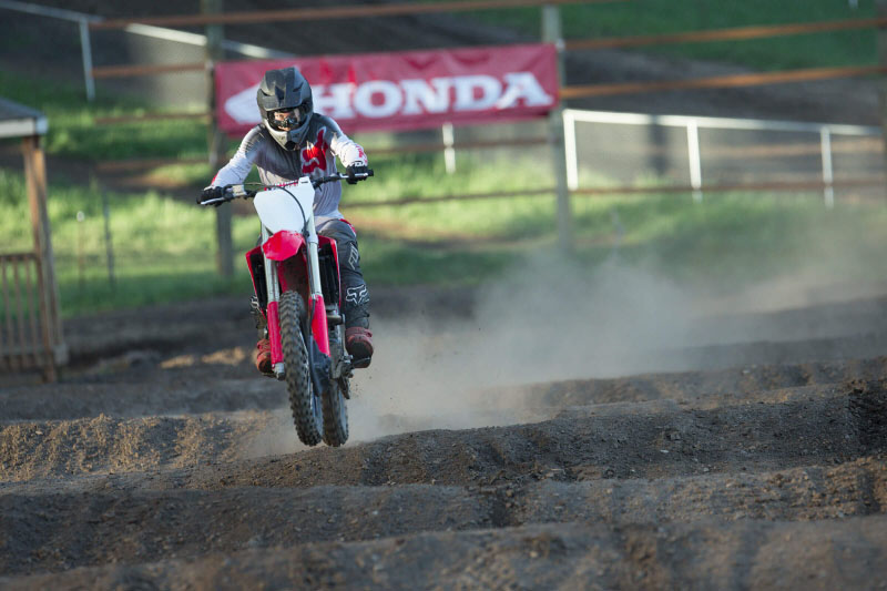 2021 Honda CRF250R in Augusta, Maine - Photo 3