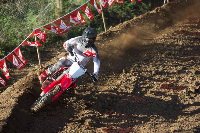 2021 Honda CRF250R in Petaluma, California - Photo 4