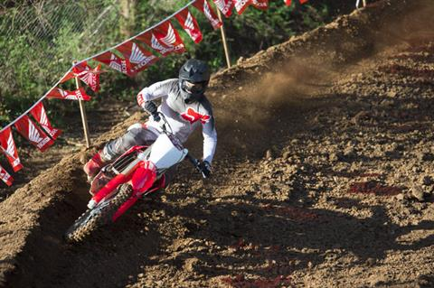 2021 Honda CRF250R in Augusta, Maine - Photo 4