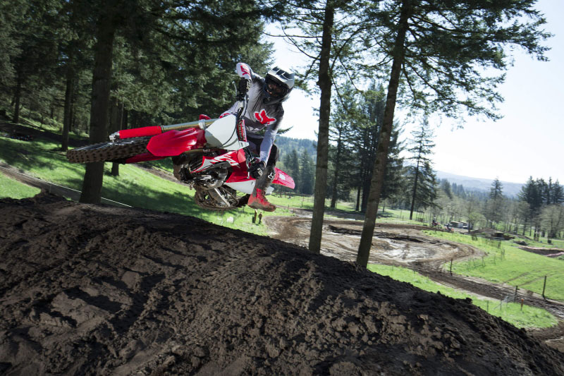 2021 Honda CRF250R in Lapeer, Michigan - Photo 5