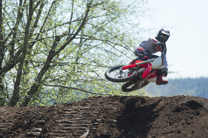 2021 Honda CRF250R in Albany, Oregon - Photo 7
