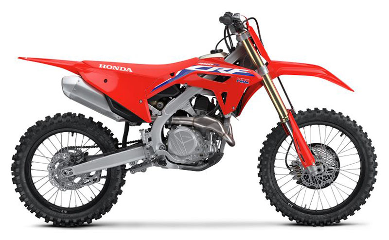 2021 Honda CRF450R in Augusta, Maine - Photo 1
