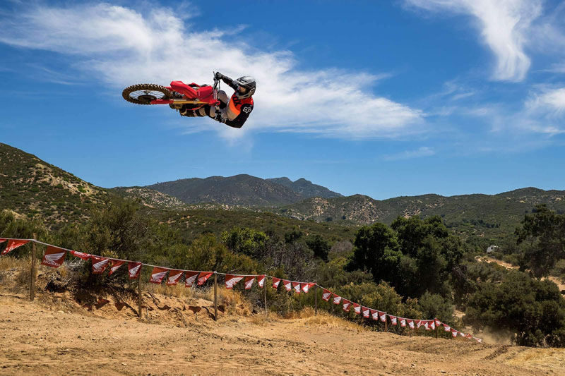 2021 Honda CRF450R in Huntington Beach, California - Photo 3