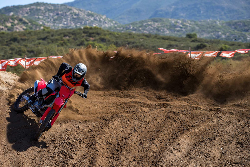 2021 Honda CRF450R in Lakeport, California - Photo 4