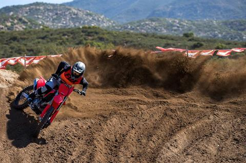 2021 Honda CRF450R in Madera, California - Photo 4