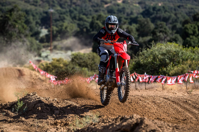 2021 Honda CRF450R in Augusta, Maine - Photo 6