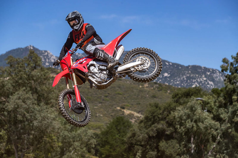 2021 Honda CRF450R in Spencerport, New York - Photo 7