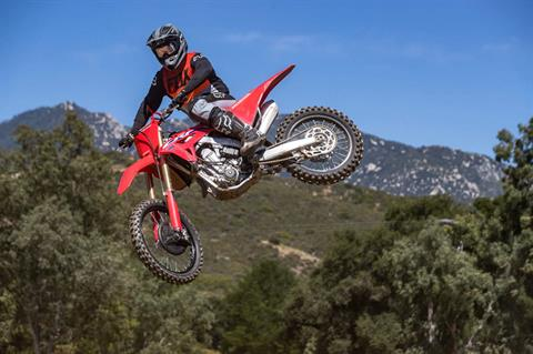 2021 Honda CRF450R in Augusta, Maine - Photo 7