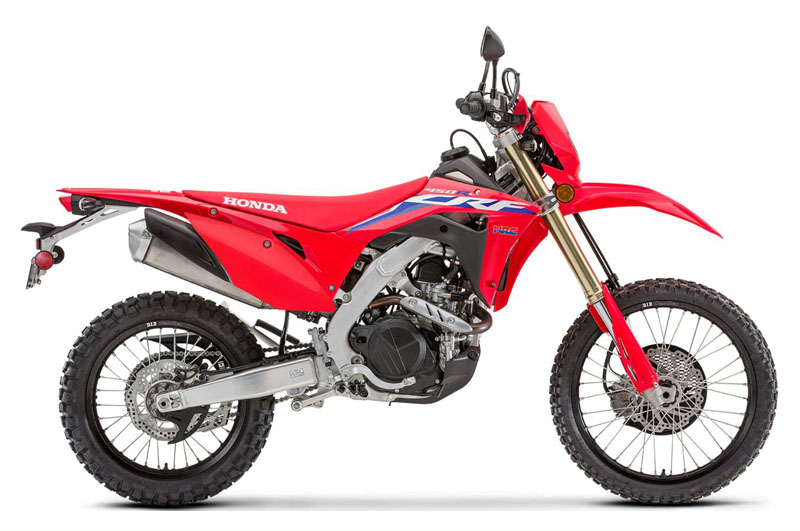 2021 Honda CRF450RL in Keokuk, Iowa