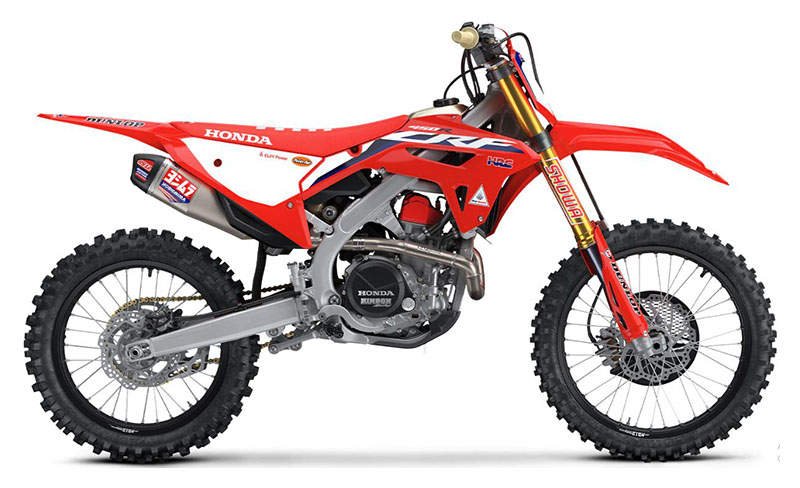 2021 Honda CRF450RWE in Merced, California - Photo 1