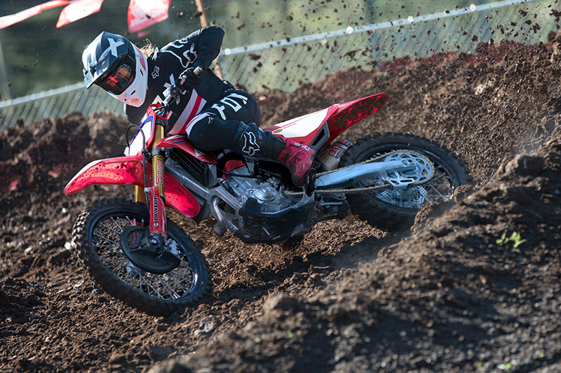 2021 Honda CRF450RWE in Lumberton, North Carolina - Photo 3