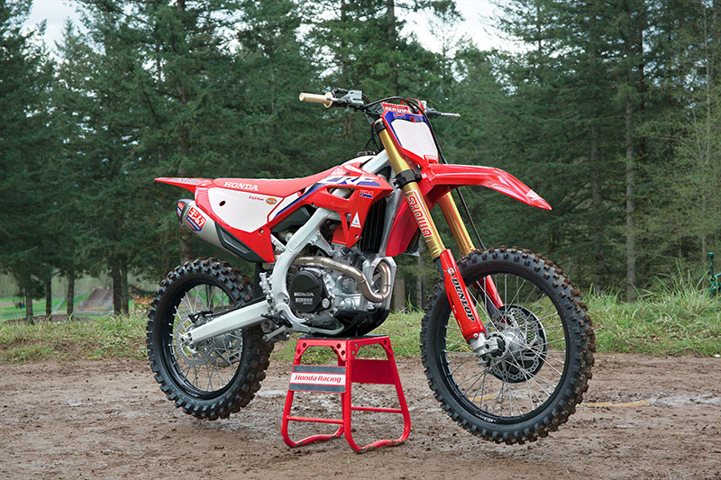 2021 Honda CRF450RWE in Warsaw, Indiana - Photo 2