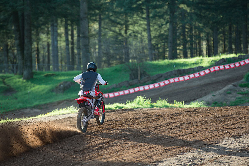 2021 Honda CRF450RWE in Berkeley, California - Photo 4