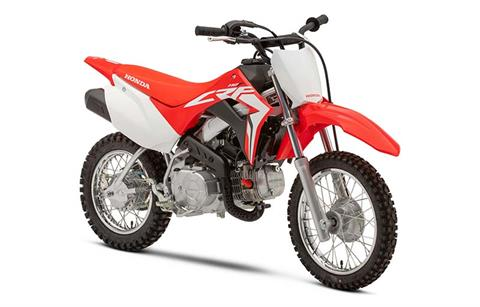 2021 Honda CRF110F in Spencerport, New York - Photo 2