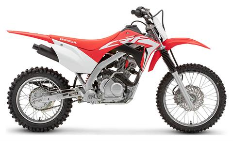 2021 Honda CRF125F in Chico, California