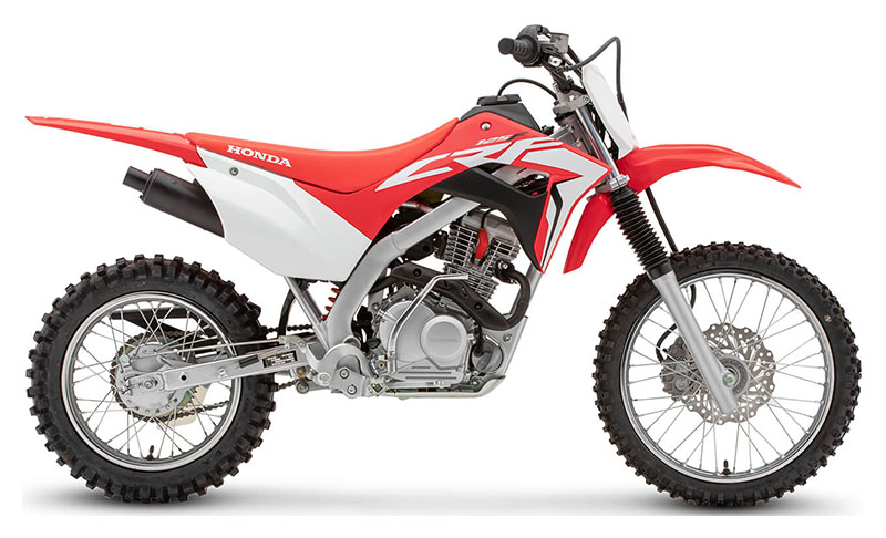 2021 Honda CRF125F in Brunswick, Georgia - Photo 1