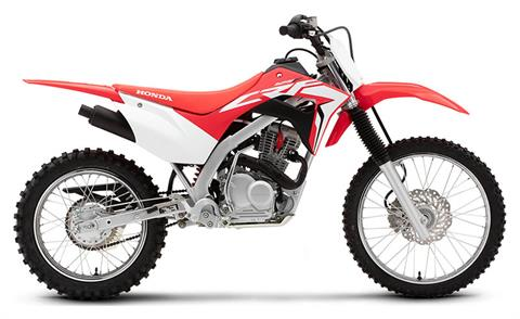 2021 Honda CRF125F (Big Wheel) in Sterling, Illinois