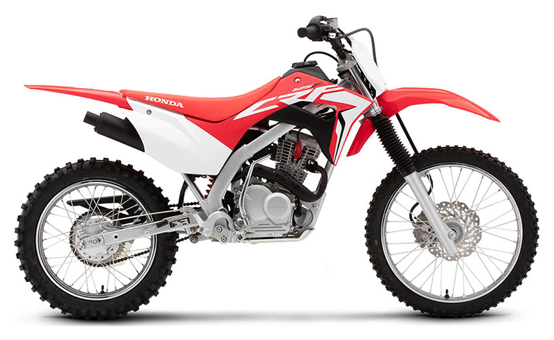 2021 Honda CRF125F (Big Wheel) in Mentor, Ohio