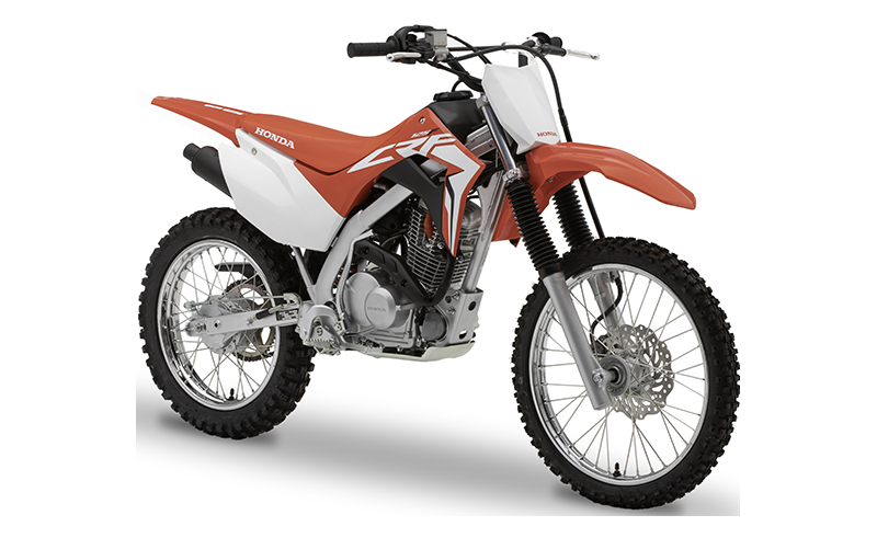 2021 Honda CRF125F (Big Wheel) in Grass Valley, California - Photo 2