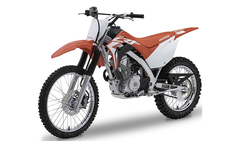 2021 Honda CRF125F (Big Wheel) in Grass Valley, California - Photo 3