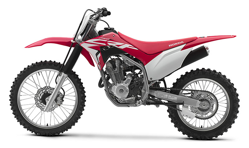 2021 Honda CRF250F in Berkeley, California - Photo 2