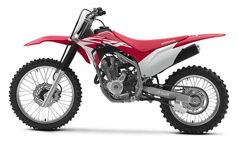 2021 Honda CRF250F in Grass Valley, California - Photo 2