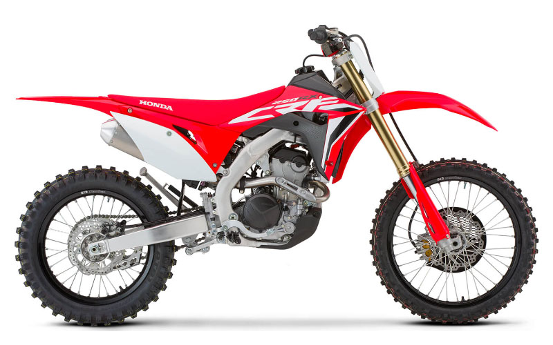 2021 Honda CRF250RX in Augusta, Maine - Photo 1