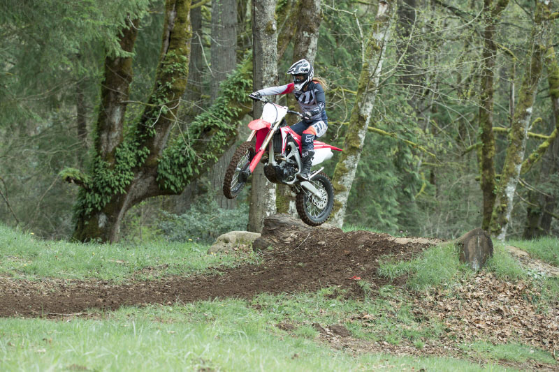 2021 Honda CRF250RX in Augusta, Maine - Photo 2