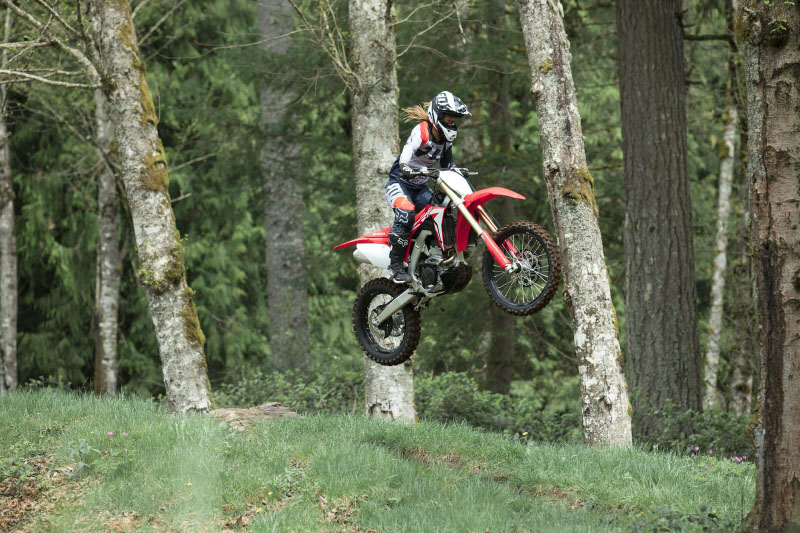 2021 Honda CRF250RX in Augusta, Maine - Photo 3