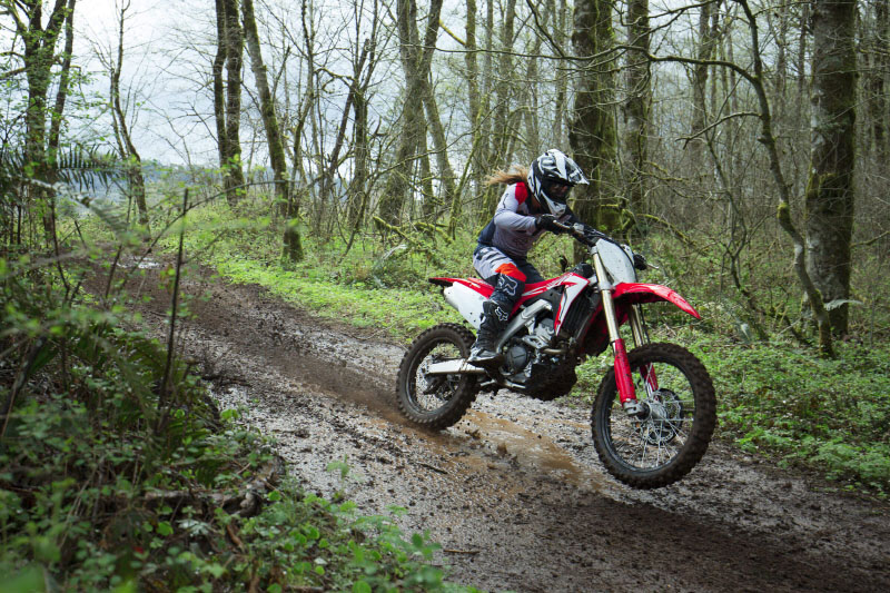 2021 Honda CRF250RX in Augusta, Maine - Photo 5