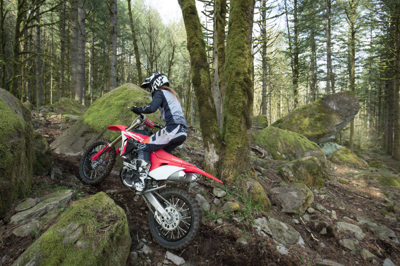 2021 Honda CRF250RX in Augusta, Maine - Photo 6