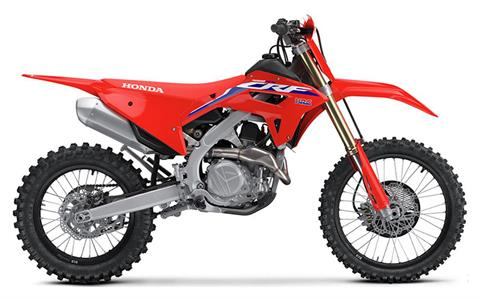 2021 Honda CRF450RX in Moline, Illinois