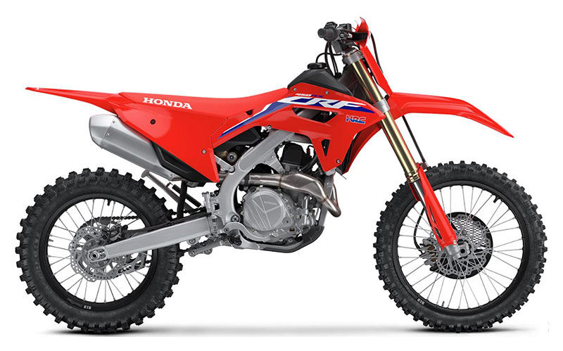 2021 Honda CRF450RX in Lincoln, Maine - Photo 1