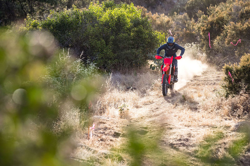 2021 Honda CRF450RX in Orange, California - Photo 2