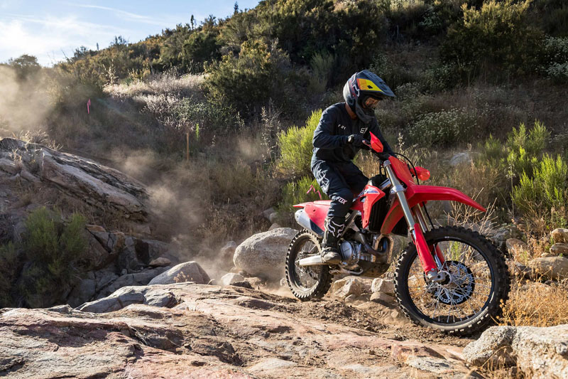 2021 Honda CRF450RX in Fayetteville, Tennessee - Photo 3