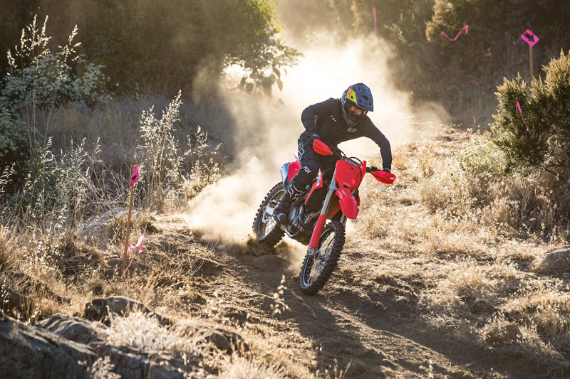 2021 Honda CRF450RX in Ukiah, California - Photo 5